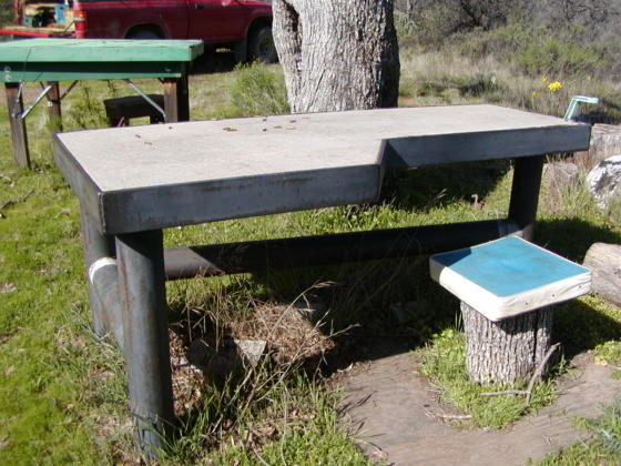 wooden bench rest plans